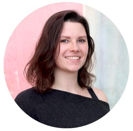 SugarShape Mitarbeiterin in der Produktentwicklung - Charlotte