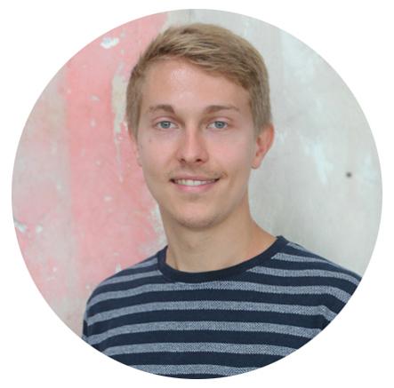 SugarShape Mitarbeiter im E-Commerce Management - Jonas