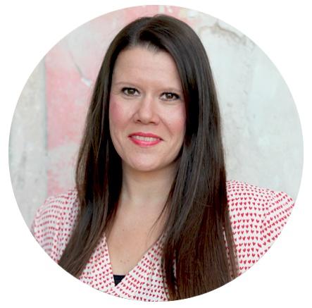 Melanie - eine unserer Mitarbeiterinnen im Kundenservice!