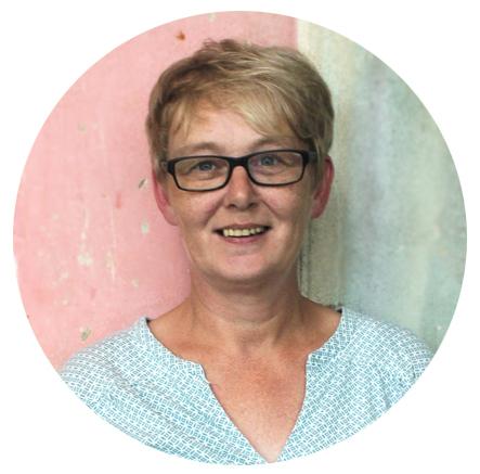 SugarShape Mitarbeiterin in der Logistikabteilung - Nicole