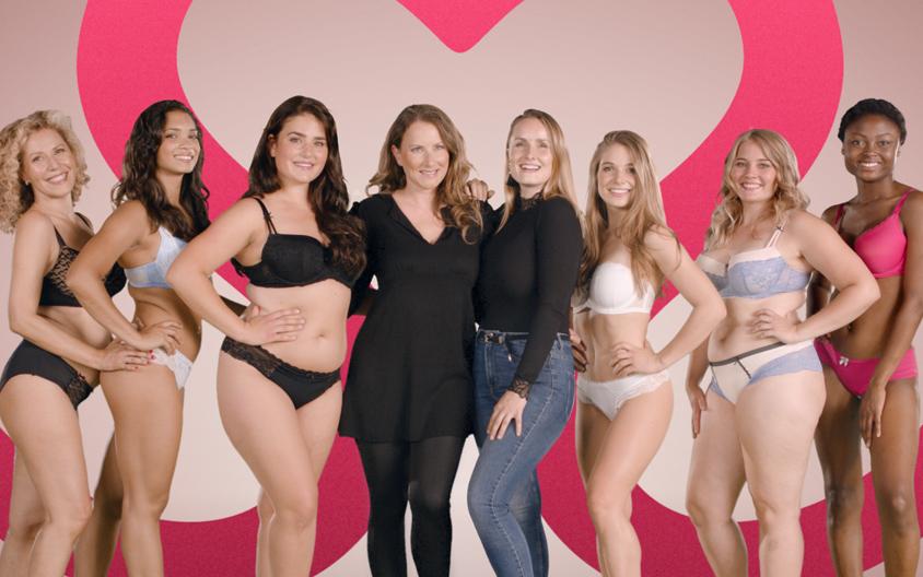 Die SugarShape Schwestern mit mehreren Models.