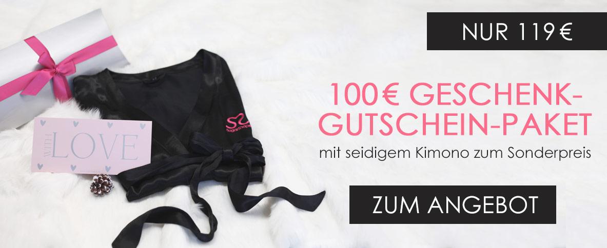 100€ Geschenk-Gutschein-Paket