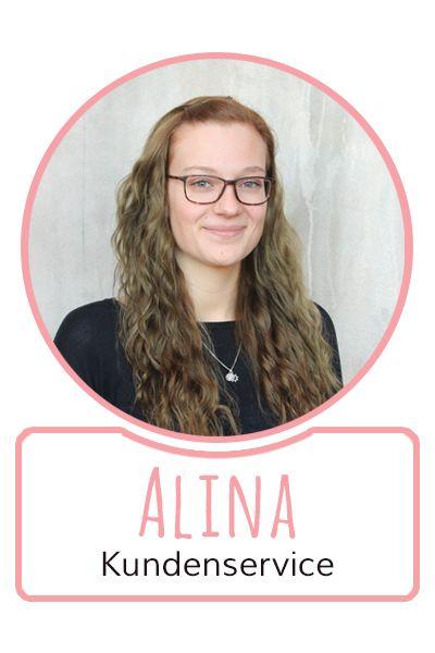 Alina - Mitarbeiterin im Kundenservice von SugarShape
