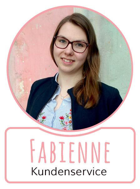 Fabienne - Mitarbeiterin im Kundenservice von SugarShape