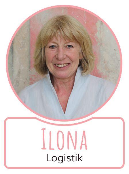 Ilona- Mitarbeiterin in der Logistikabteilung von SugarShape