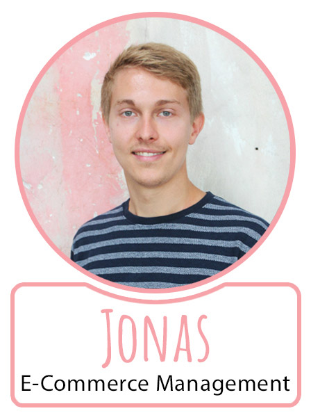 Jonas - Werkstudent bei SugarShape