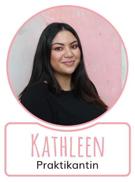 Kathleen - Praktikantin bei SugarShape