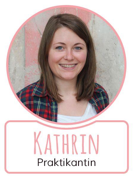 Kathrin - Praktikantin bei SugarShape