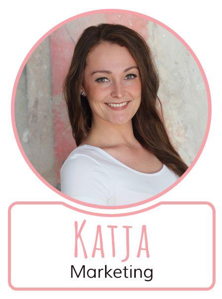Katja - Mitarbeiterin im Marketing von SugarShape