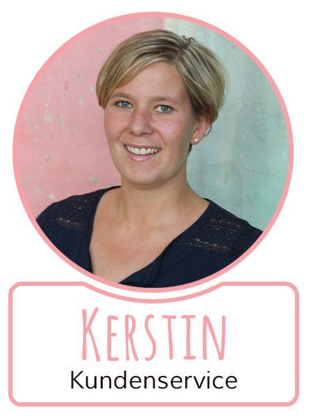 Kerstin - Mitarbeiterin im Kundenservice von SugarShape