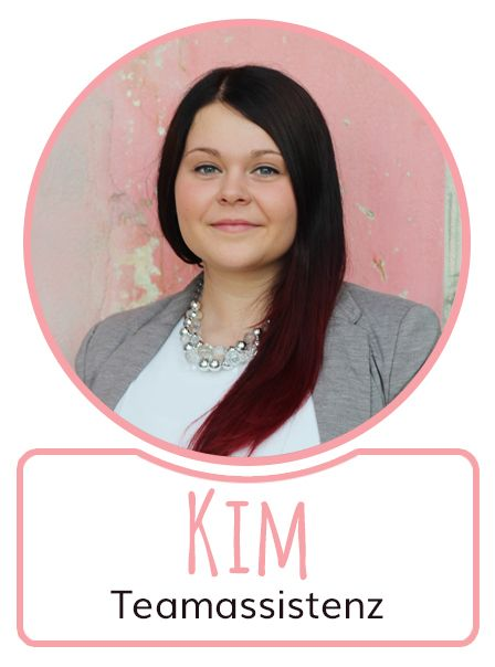 Kim - Teamassistenz bei SugarShape