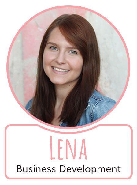 Lena - Werkstudentin bei SugarShape