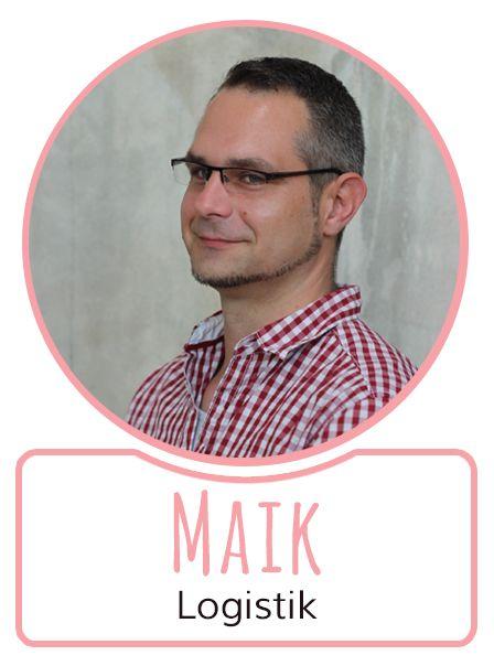 Maik - Leiter der Logistikabteilung von SugarShape