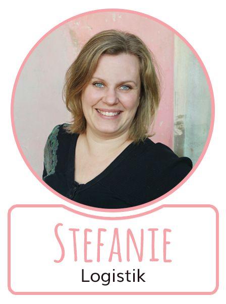 Steffi - Mitarbeiterin in der Logistikabteilung von SugarShape