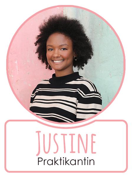 Justine - Praktikantin bei SugarShape