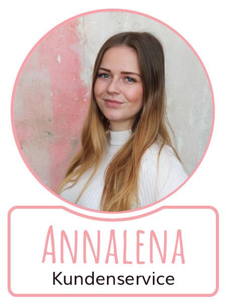Annalena - Mitarbeiterin im Kundenservice von SugarShape