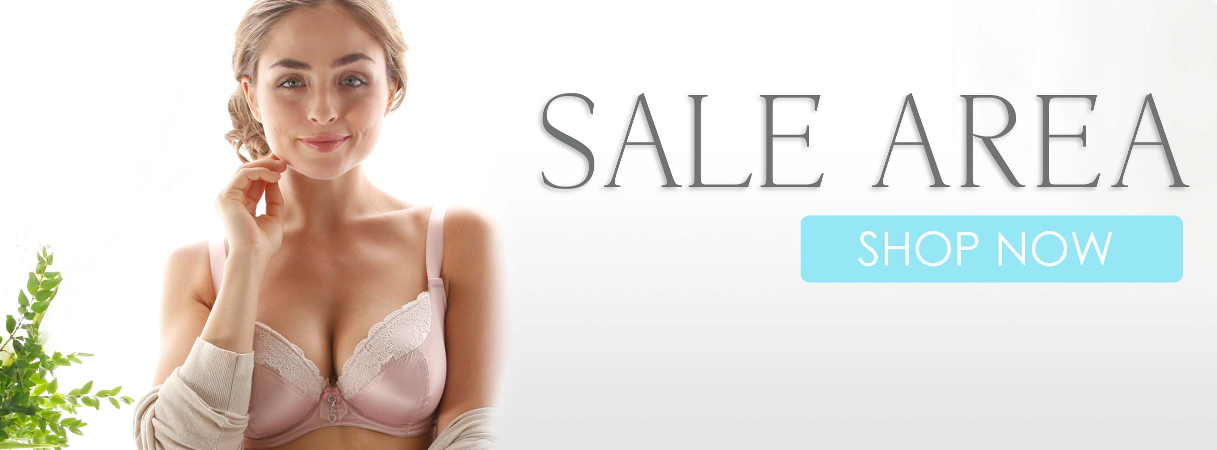 Discounted bras, panties and swimwear in the SugarShape sale category