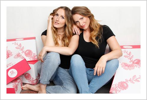SugarShape Gründerinnnen Laura und Sabrina