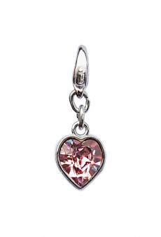 "Luxus Bra Charm: ""Rose Heart"""