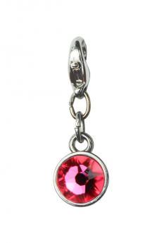 "Luxus Bra Charm: ""Indian Pink"""