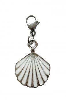 """Bra Charm """"seashell"""""""