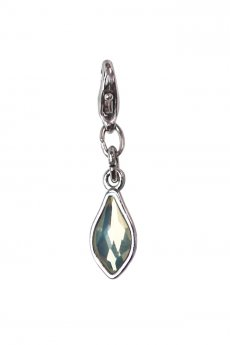 "Luxus Bra Charm: ""Opal Drop"""