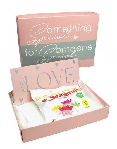 """Geschenk-Gutschein-Paket """"Sweet"""""""