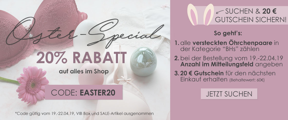 Oster-Special 2019