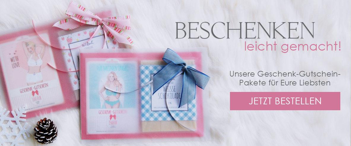 Geschenk-Gutschein-Sets 2017