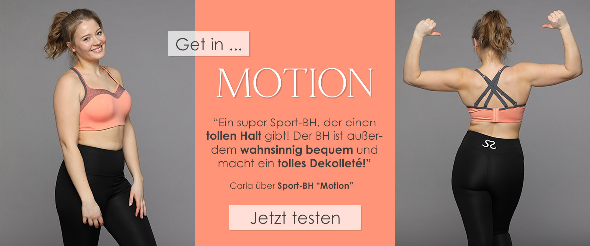 Motion coral/grey Kundenstimme